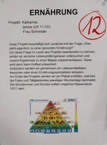 Plakat Projekt 12 in 2018