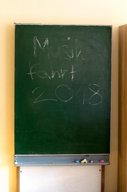 Musikfahrt 2018