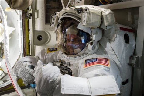 NASA Now Accepting Applications from Hopeful Astronauts