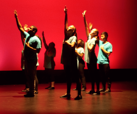 Dance Program Gives Young Performers a Chance to Shine