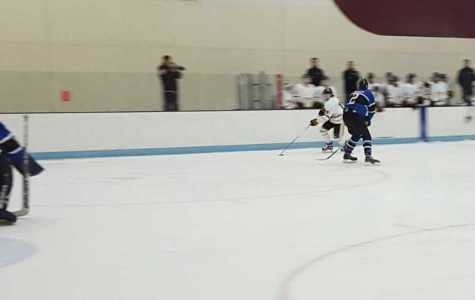 Eagle Boys' Hockey Drops Weekend Tilt