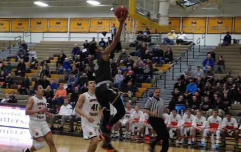 Boys' Basketball Destroys Farmington