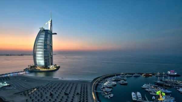 Бурдж-эль-Араб (отель Парус) — самый роскошный отель Дубая ...