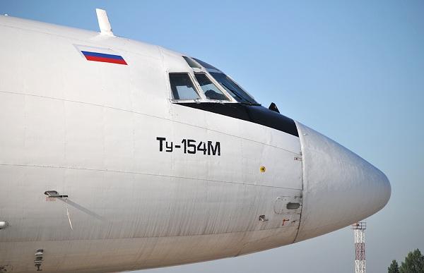 Ту-154 фотосуреті