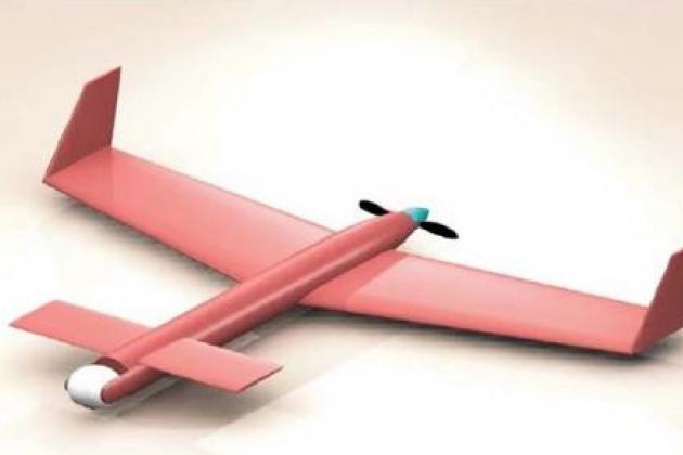 """UAV A-2 """"Tit"""""""