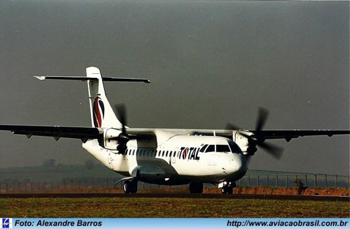 Total Linhas Aéreas - ATR 42