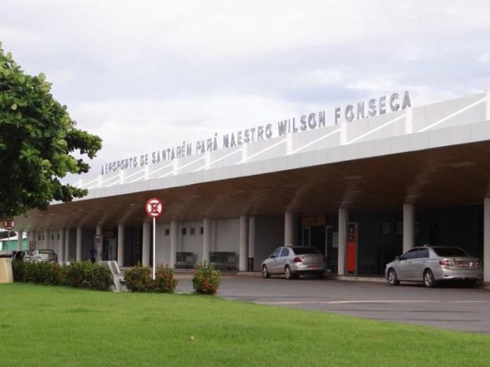 , Aeroporto de Santarém, Portal Aviação Brasil
