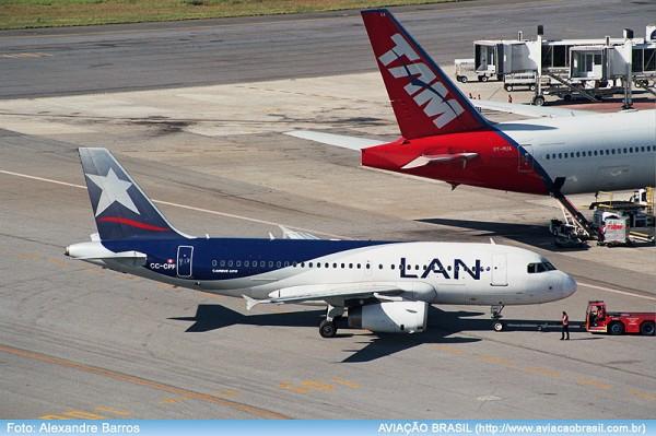 , Lan Peru (Peru), Portal Aviação Brasil