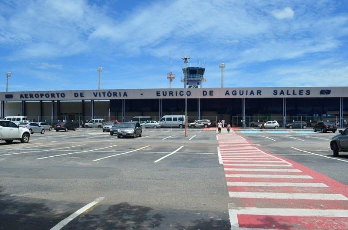 Vitória, Aeroporto de Vitória (Goiabeiras), Portal Aviação Brasil