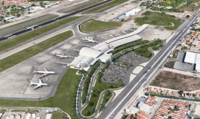 Check-in, Latam Brasil muda posições de check-in no aeroporto de Fortaleza, Portal Aviação Brasil