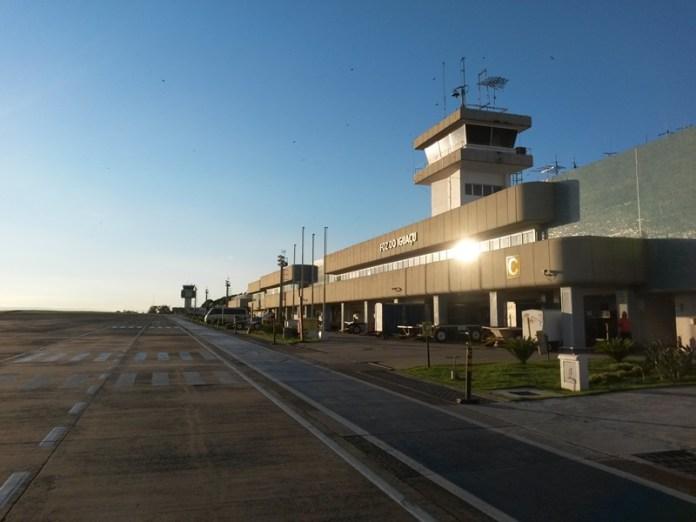 Foz do Iguaçu;, Aeroporto Internacional de Foz de Iguaçu, Portal Aviação Brasil