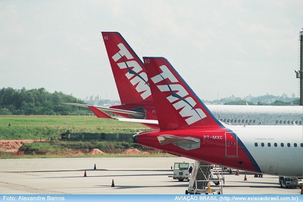 , TAM permite antecipar o voo com check-in realizado, Portal Aviação Brasil