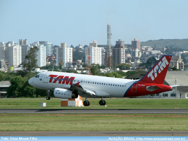 TAM reduz preços para viagens ao exterior, TAM reduz preços para viagens ao exterior, Portal Aviação Brasil