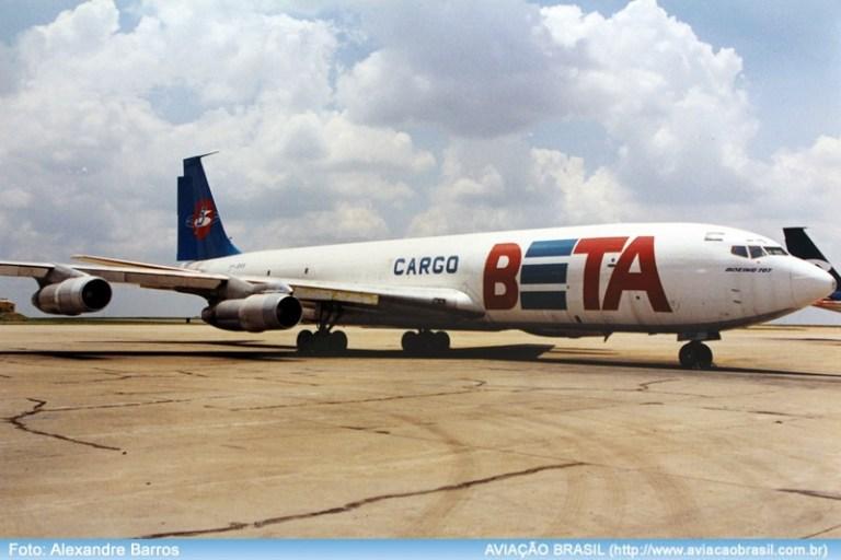 Beta Cargo – Brazilian Express Transportes Aéreos (Brasil)