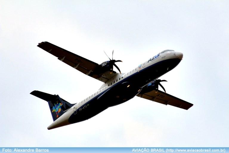 Mais voos da Azul em setembro