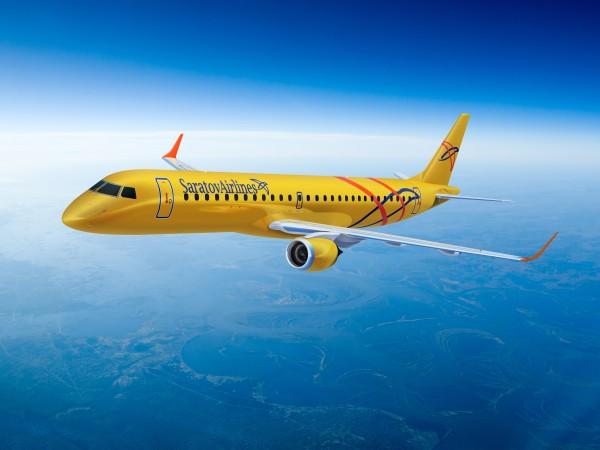 Jatos E170 e E175, da Embraer, recebem homologação para operação na Rússia, Jatos E170 e E175, da Embraer, recebem homologação para operação na Rússia, Portal Aviação Brasil