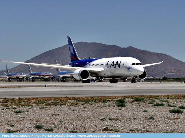 , Lan Airlines (Chile), Portal Aviação Brasil