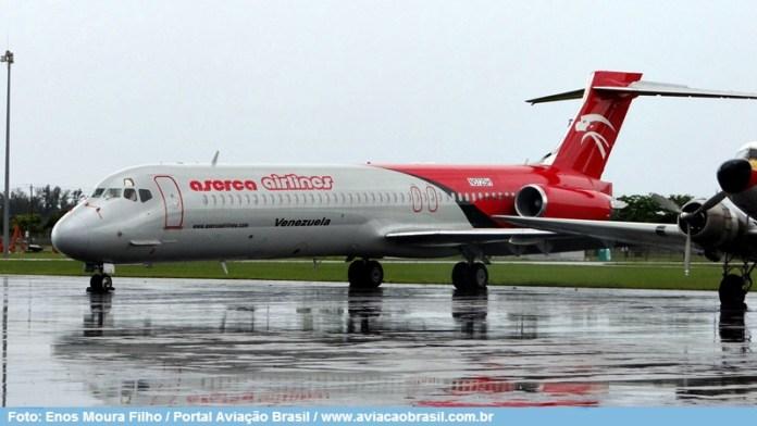 , Aserca (Venezuela), Portal Aviação Brasil