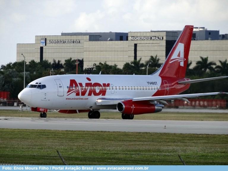Avior Airlines (Venezuela)