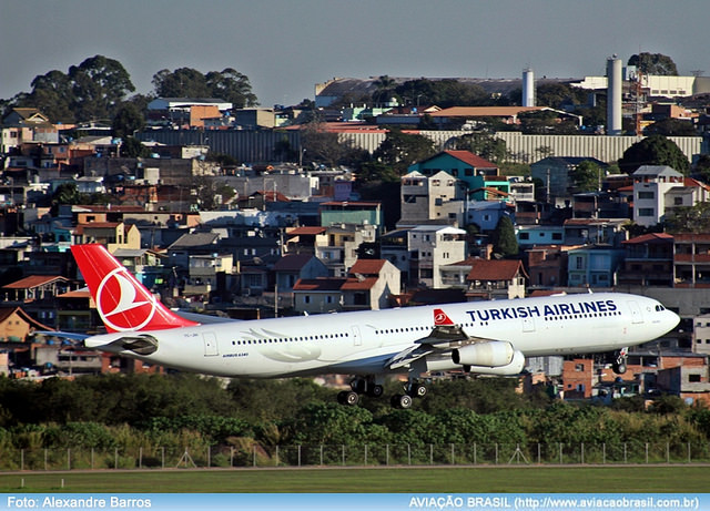 Copa Airlines, Turkish Airlines, Star Alliance, Codeshare Copa Airlines e Turkish Airlines, Portal Aviação Brasil
