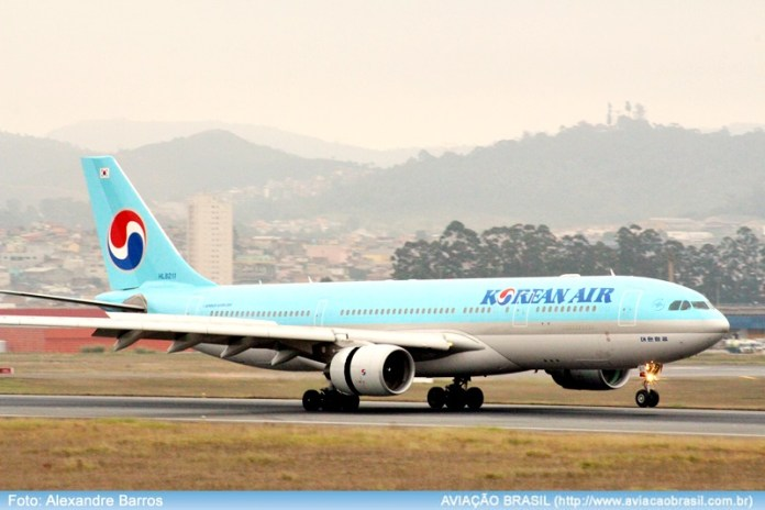 Korean, Korean Air (Coréia do Sul), Portal Aviação Brasil