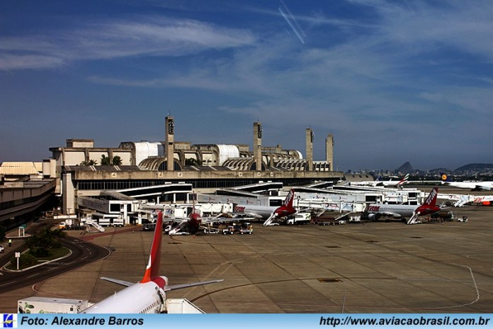 Galeão, Aeroporto Internacional do Rio de Janeiro (Galeão), Portal Aviação Brasil