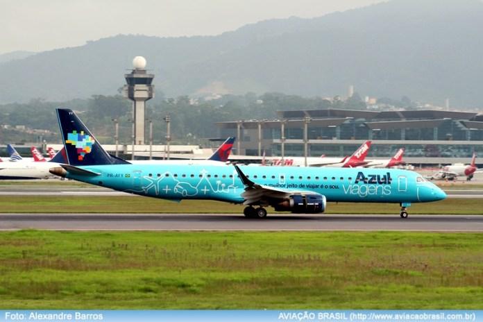 Azul lança iniciativas inéditas e novidades no serviço de bordo, Azul lança iniciativas inéditas e novidades no serviço de bordo, Portal Aviação Brasil