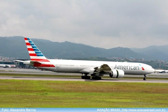 American Airlines reduz oferta de assentos em abril em SP, American Airlines reduz oferta de assentos em abril em SP, Portal Aviação Brasil