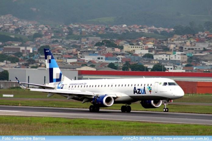 , Azul dobra os destinos a partir de Recife, Portal Aviação Brasil
