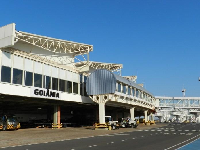 , Aeroporto de Goiânia (Santa Genoveva), Portal Aviação Brasil