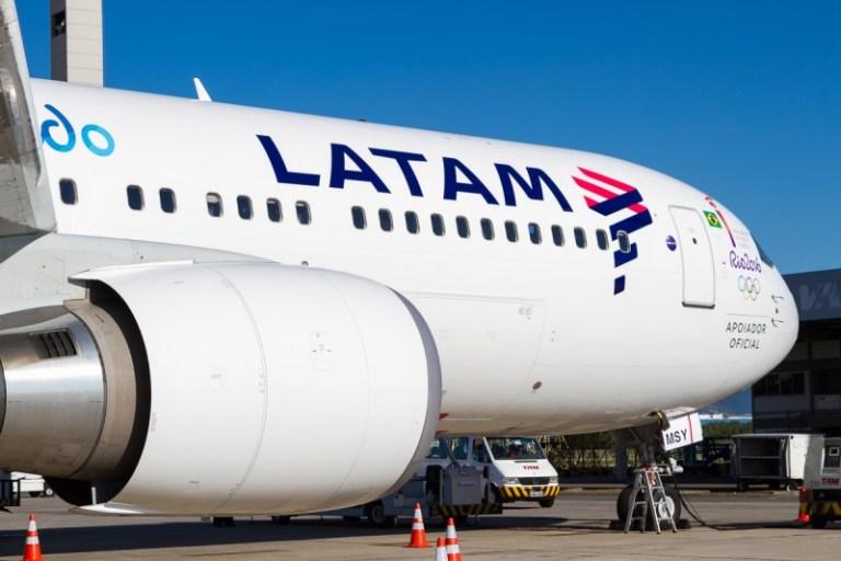 Latam Brasil faz promoção com passagens a partir de R$ 88 Reais