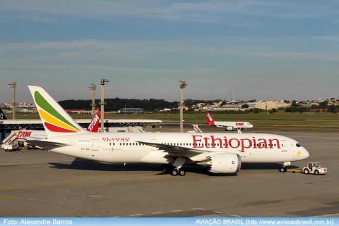 , Europa a partir de 399 dólares com a Ethiopian Airlines, Portal Aviação Brasil
