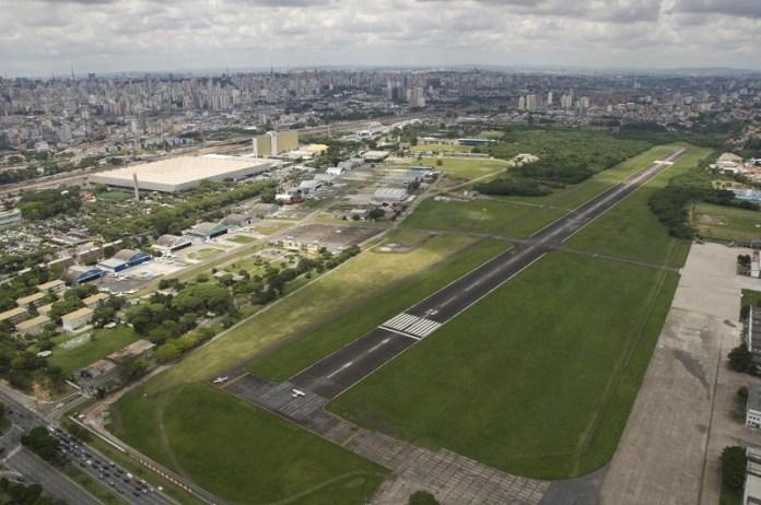aeroporto, são paulo, campo de marte, Aeroporto de São Paulo (Campo de Marte), Portal Aviação Brasil