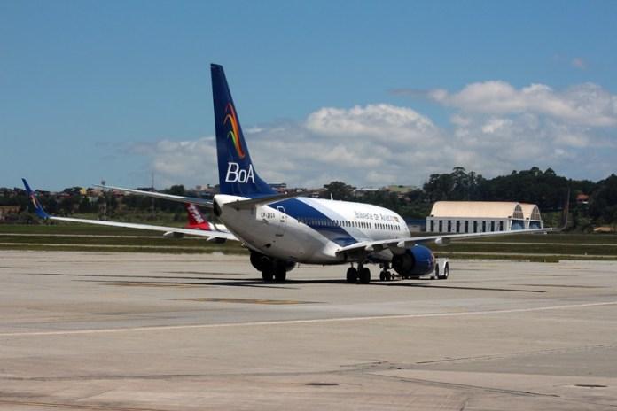 Boliviana, Boliviana de Aviacion (Bolívia), Portal Aviação Brasil