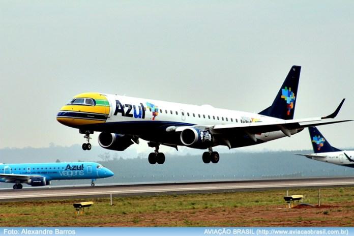 Azul; Campinas;, Azul chega a 63 milhões de passageiros em Campinas, Portal Aviação Brasil