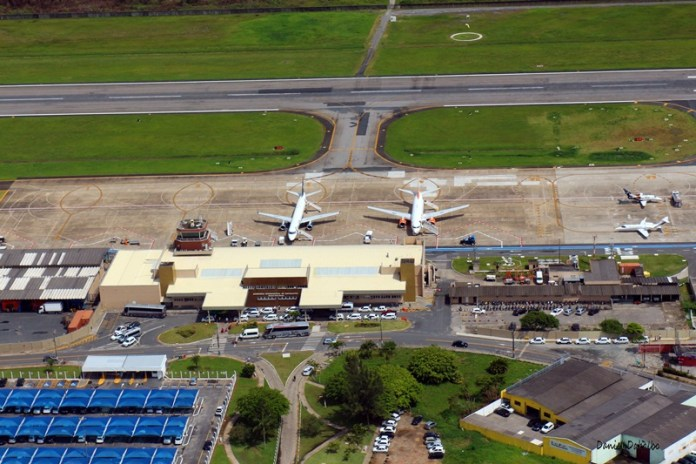 Navegantes, Aeroporto Internacional de Navegantes (Vitor Konder), Portal Aviação Brasil