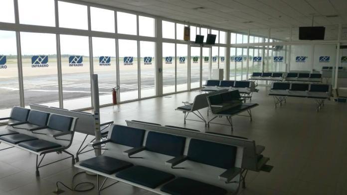 , Aeroporto de São Luís ganha nova sala de embarque, Portal Aviação Brasil