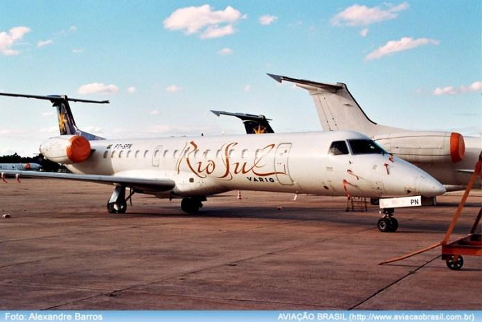 , Embraer recebe clientes para celebrar 20 anos de operação do jato ERJ 145, Portal Aviação Brasil