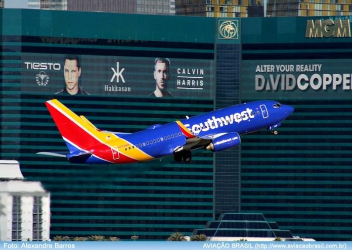 Southwest Airlines ingressa na NDC Exchange
