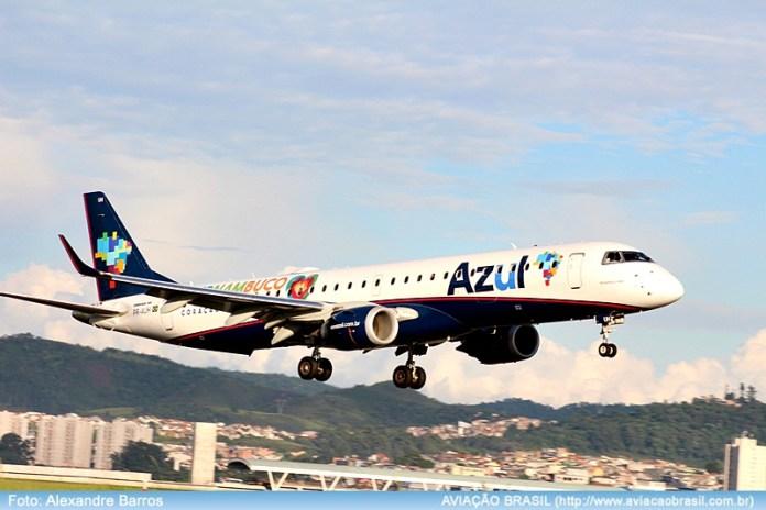 , Azul divulga balanço trimestral, Portal Aviação Brasil