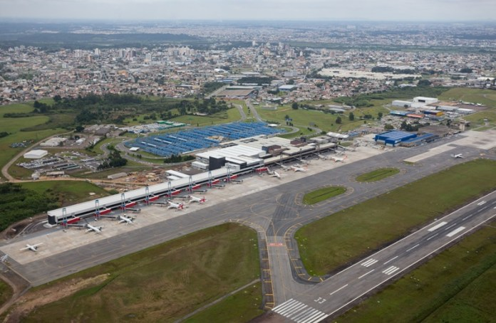 Aeroporto Internacional de Curitiba (Afonso Pena)