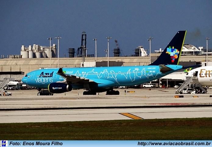 Airbus A330-900neo é encomendado pela Azul