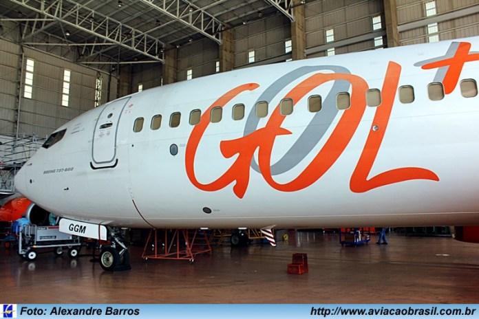 Gol; internet;, Gol chega a 50% da frota equipada com internet a bordo, Portal Aviação Brasil