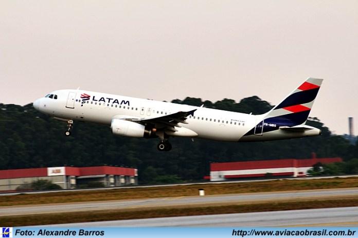 , Latam Brasil terá novos voos partindo de Guarulhos, Portal Aviação Brasil