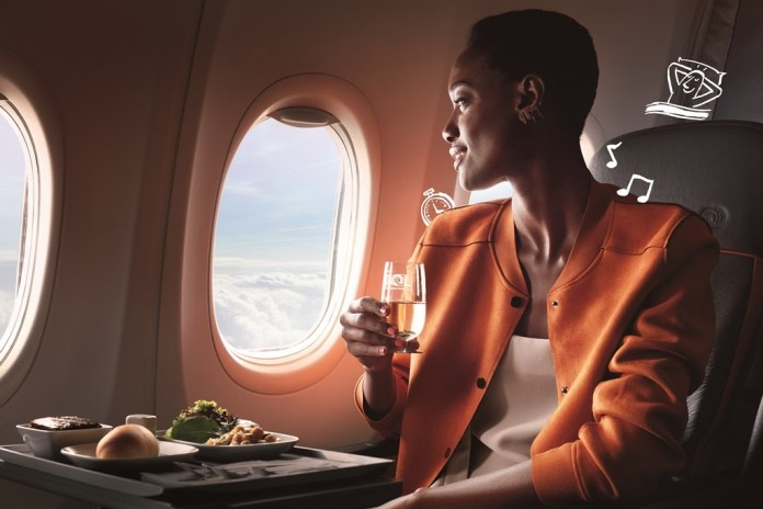 Gol Premium, Novidade no serviço de bordo da classe GOL Premium, Portal Aviação Brasil