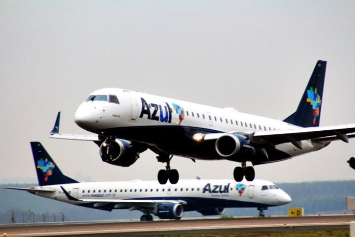 , Espírito Santo reduz imposto e ganha novos voos da Azul, Portal Aviação Brasil
