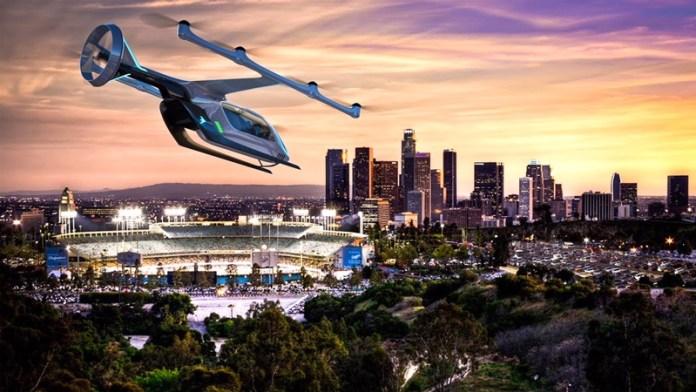Embraer, Embraer X revela primeiro conceito do eVTOL, Portal Aviação Brasil