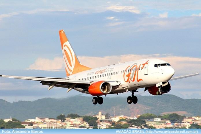 Gol planeja vender 29 Boeings 737NG de sua frota