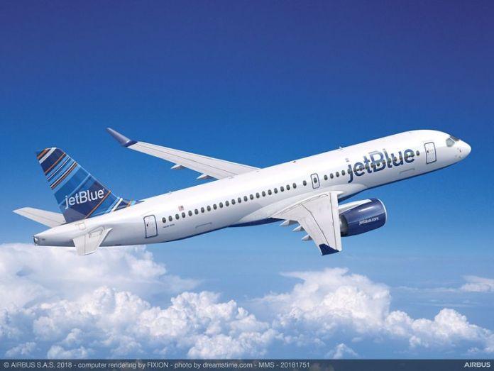 Jetblue, Phase-out? Jetblue adquire Airbus A220-300 para substituir os E-jets da Embraer!, Portal Aviação Brasil