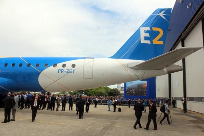 Embraer, Noticias da Embraer em Farnborough Airshow, Portal Aviação Brasil